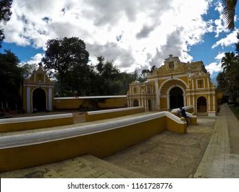 Arquitecture in Antigua, Guatemala
