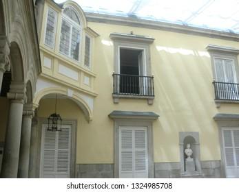 arquitecture building facade
