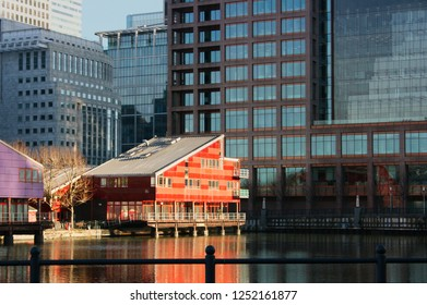 arquitecture city buildings in London
