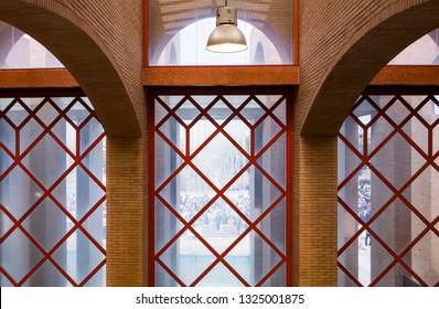 Arquitecture, construction, window