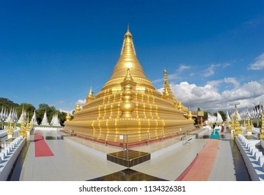 Arquitecture in Myanmar