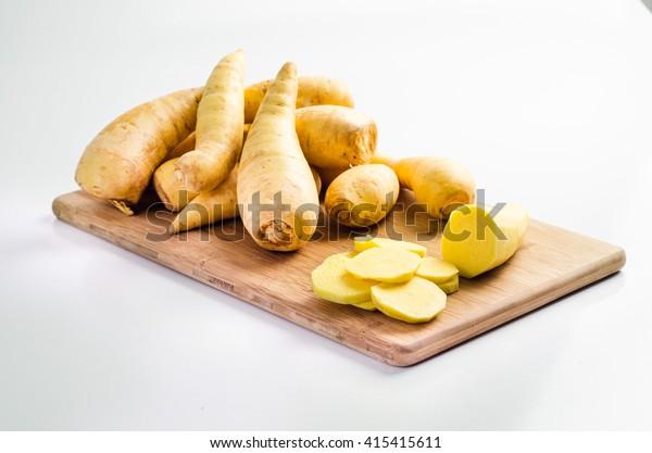 Arracacha Zanahoria Blanca Foto De Stock Editar Ahora 415415611 Arroz blanco con zanahorias y chícharos. https www shutterstock com es image photo arracacha white carrot 415415611