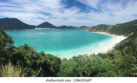Arraial de Cabo in Brazil.