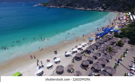 Arraial do Cabo, Rio de Janeiro: Beautiful beach in Brazil
