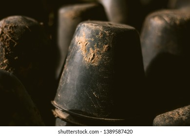arrangement wastage of rubber cups