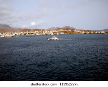 Arrival at Mindelo, a beautiful city in Cabo Verde
