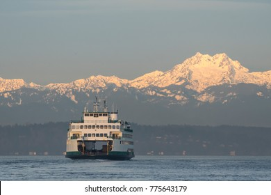 Arriving at Seattle, WA