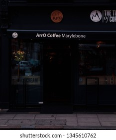 Arro Coffe shop London 16 march 2019