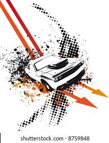 Arrow Car