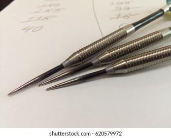 Arrows for darts