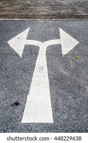 Arrows Point The Way