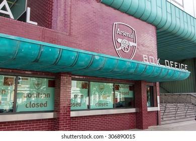 Arsenal Football Club London, UK : Arsenal Football Club Jul 6, 2011. Visit to Arsenal Football Club