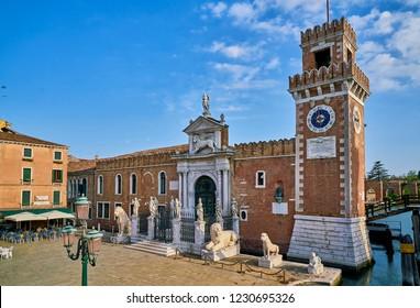 Arsenal of Venice.