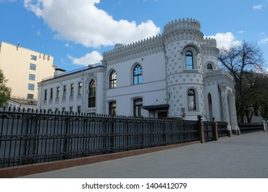 The Arseny Morozov Mansion is a unique work of architecture of moorish revival style, is located in the centre of Moscow. Today, the mansion is the Reception House of the Russian Government