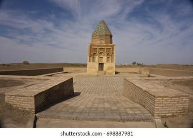 Arslan Mausoleum, Kunya Urgench, Turkmenistan