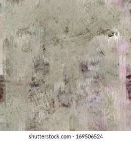art abstract watercolor and graphic monochrome background in beige, grey, white and black colors with blots