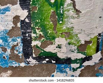 Art Abstrakt Wall Wood Easy