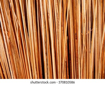 Similar Images, Stock Photos & Vectors of Dry Coconut Broom