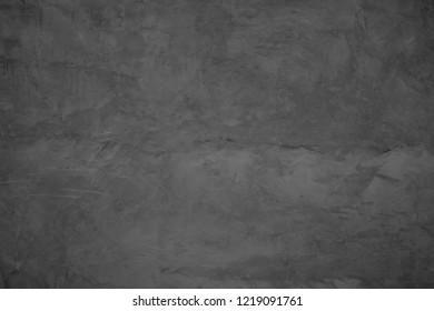Art black concrete stone texture for background in black. have color dry scratched surface wall cover abstract colorful paper scratches shabby vintage Cement and sand grey or white detail covering.