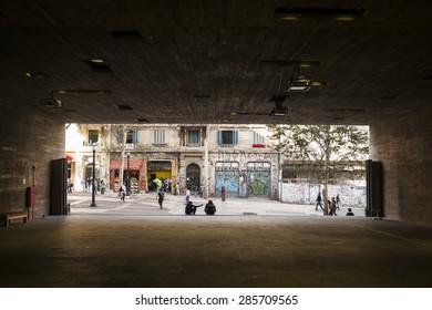 Art Center, Downtown Sao Paulo