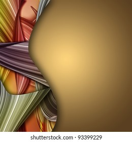 art colorful abstract background
