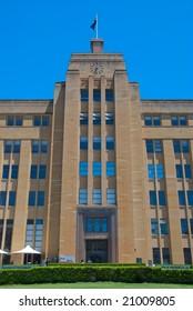 Art Deco Building in Sydney, Australia