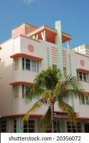 Art Deco Hotel in Miami Beach Florida