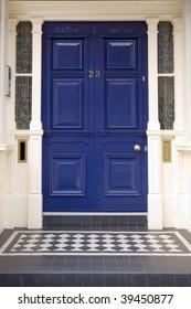 Art Deco Styled Door