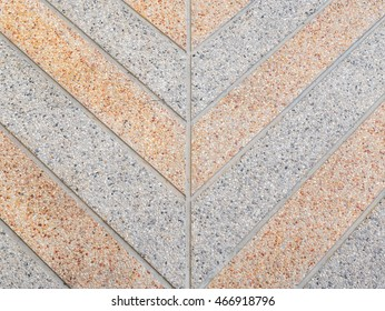 The art of the floor background texture