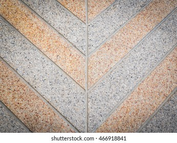 The art of the floor background texture vignetting
