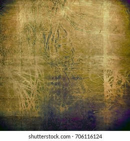 Art grunge vintage textured background. With different color patterns