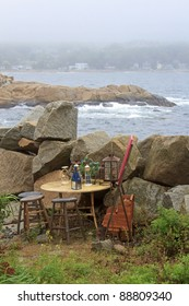 Art and Inspiration Oceanside - Rockport, Massachusetts, USA