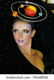 Art make-up