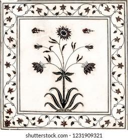 The art of the Mughal era