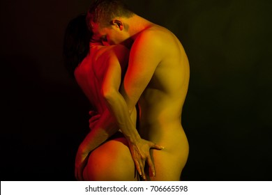 Smooth nude couples