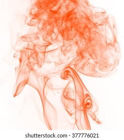 art smoke background