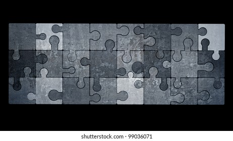 art stucco texture puzzle High resolution