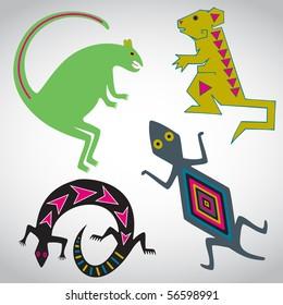 Art of symbols & clip art