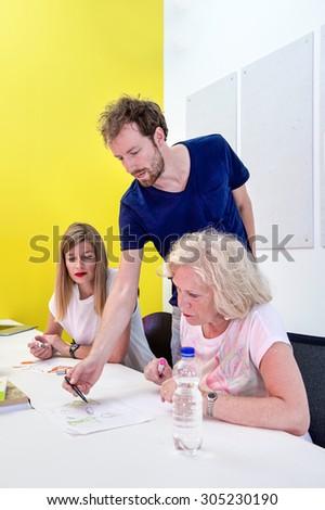 Opinion Female art teacher male model the valuable