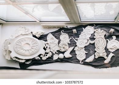 art vintage white decoration