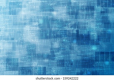 art wall tech abstract background.