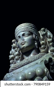 Artemis statue at Selçuk Ephesus Museum, Selçuk, ?zmir, Turkey