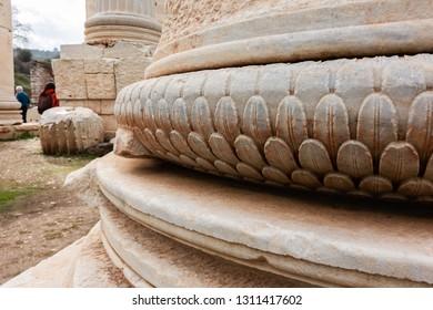 Artemis temple Sardes,Salihli,Manisa,Turkey