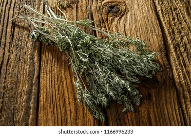 Artemisia absinthium for pets . Nutural animal food additive especially for rabbit