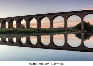 Arthington Viaduct, Leeds UK