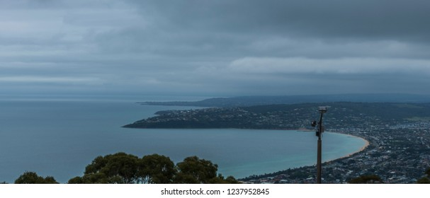 Arthurs Seat Victoria Australia 11.17.2018 over looking Dromana for Arthurs Seat