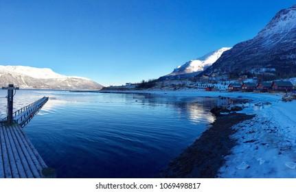 Artic Ocean, Norway.