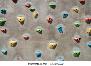 artificial climbing wall, climbing wall for practicing - climb background -