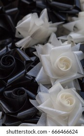 Artificial Flowers in funeral