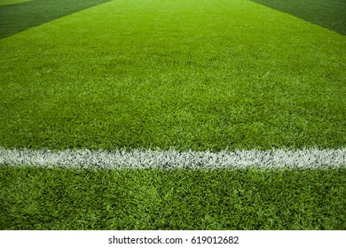 Artificial Football or Soccer Pitch